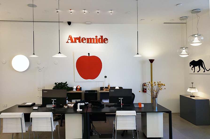 Artemide-Showroom-Los-Angeles
