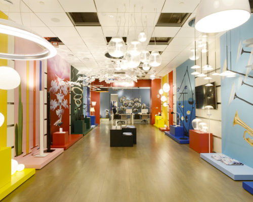 New York-showroom