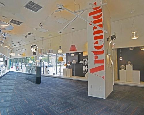 Artemide-Showroom-Toronto