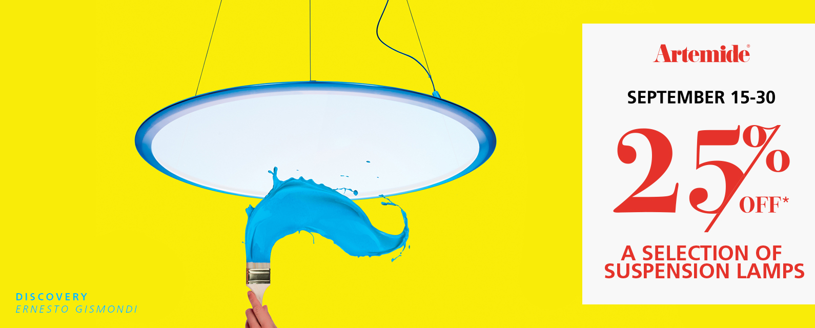 Artemide-Special-Suspension-Sale