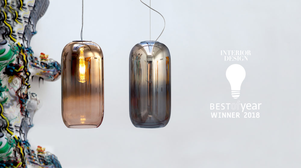 Artemide-News-Gople- Best-of-year-winner-2018-Award