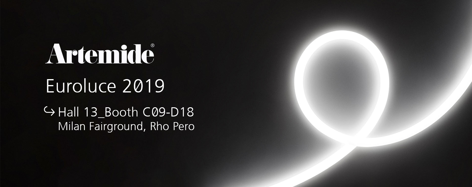 Visit Artemide at Euroluce, part of the Salone del Mobile in Milan