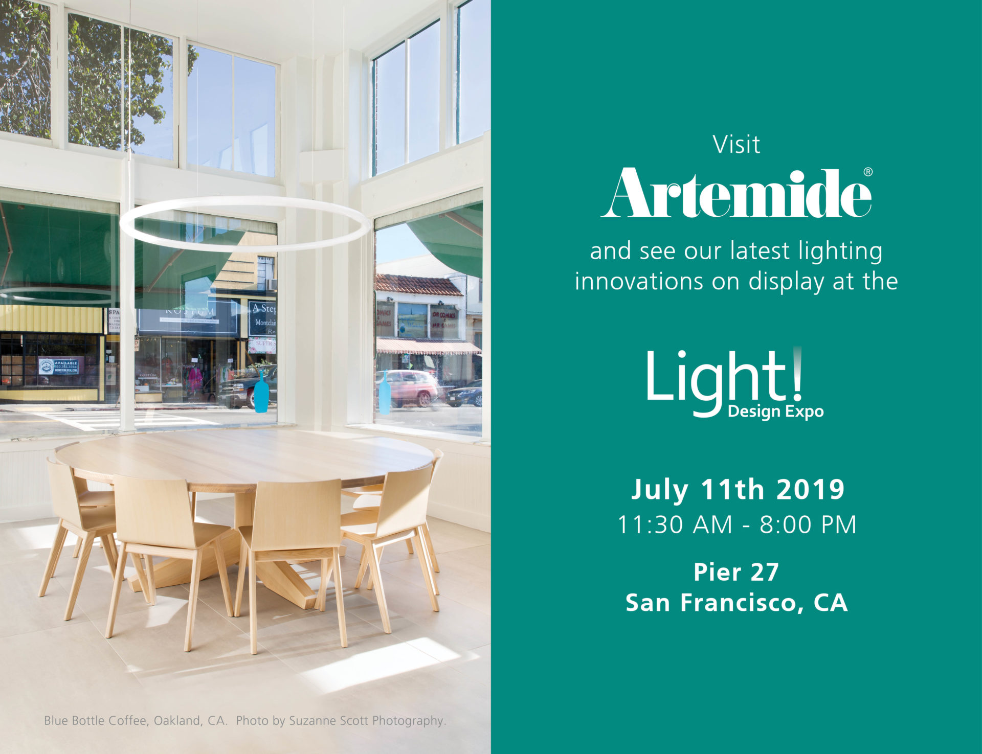 Artemide North America – The Human Light